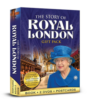 Story of Royal London (Box Set + Book) (Retail / Rental)