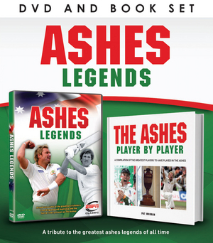 Ashes Legends (2013) (with Book) (Deleted)