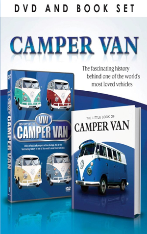 History of the VW Camper Van (2011) (with Book) (Retail Only)