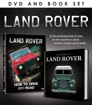 Land Rover - How to Drive Off-road (with Book) (Retail Only)