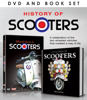 Ultimate Guide to Scooters (with Book) (Retail Only)