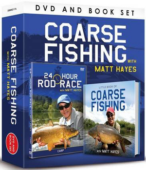 Matt Hayes: Coarse Fishing (with Book) (Retail Only)