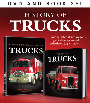 History of Trucks (with Book) (Retail Only)