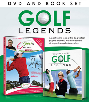 Six Step Golf Lesson - The Swing (2009) (with Book) (Retail Only)