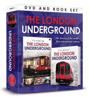 The Story of the London Underground (2013) (with Book) (Retail Only)