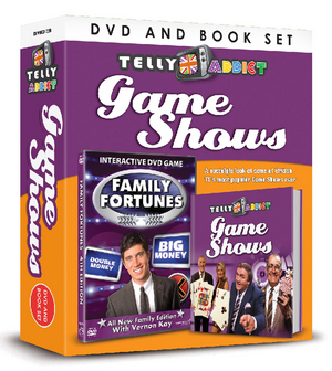 Family Fortunes 4 Interactive (with Book) (Retail Only)