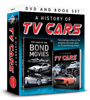 The Cars of the Bond Movies (2008) (with Book) (Retail Only)