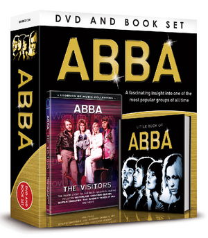 ABBA: The Visitors (2006) (with Book) (Retail Only)