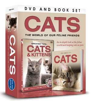 Cats and Kittens (2012) (with Book) (Retail Only)