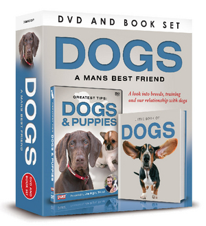 Dogs and Puppies (2012) (with Book) (Retail Only)