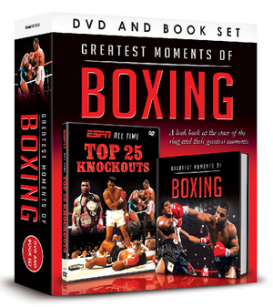 ESPN: All Time Top 25 Knockouts (2012) (with Book) (Retail Only)