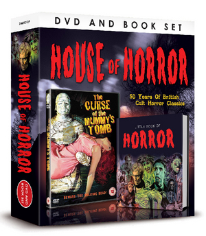 House of Horror: The Curse of the Mummy's Tomb (1964) (with Book) (Retail Only)