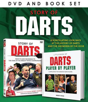 The Story of Darts (2010) (with Book) (Retail Only)