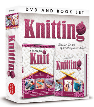 Hobby and Craft Collection: Knitting (2012) (with Book) (Retail Only)