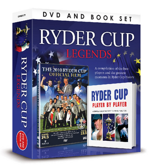 Ryder Cup: 2010 - Official Film - 38th Ryder Cup (2010) (with Book) (Retail Only)