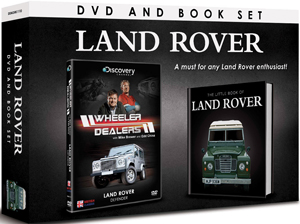 Wheeler Dealers: British Classics - Land Rover Defender (With Book) (Retail Only)
