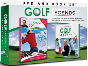 Six Step Golf Lesson - The Swing (2009) (with Book) (Pulled)