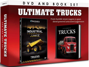 Ultimate Trucks (With Book) (Pulled)