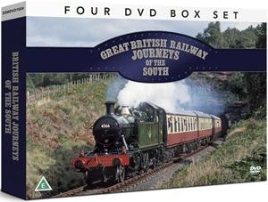 British Railway Journeys of the South (Box Set) (Deleted)