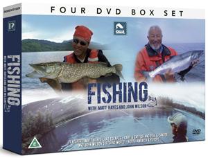 Fishing With John Wilson and Matt Hayes (Gift Set) (Retail / Rental)