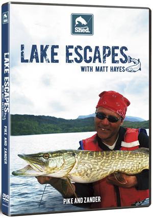 Matt Hayes: Lake Escapes - Pike and Zander (2005) (Retail / Rental)