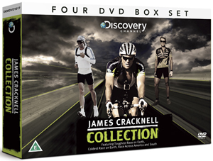James Cracknell: Collection (2011) (Gift Set) (Retail / Rental)
