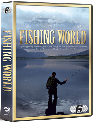 Fishing World (2011) (Retail / Rental)
