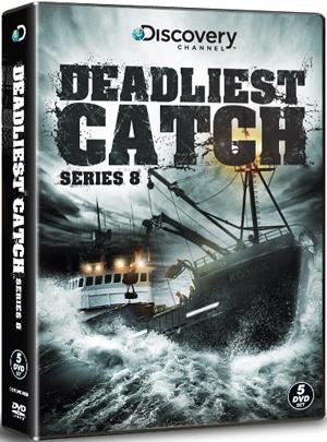 Deadliest Catch: Series 8 (2012) (Box Set) (Retail / Rental)