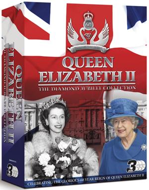 Queen Elizabeth II: The Diamond Jubilee Triple Pack (2012) (Box Set) (Retail / Rental)