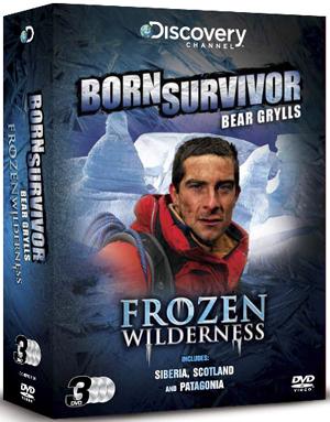 Bear Grylls: Born Survivor - Frozen Wilderness (Box Set) (Deleted)