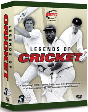 Legends of Cricket: England, West Indies and South Africa (2012) (Box Set) (Deleted)
