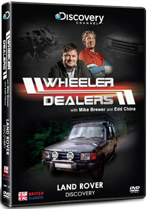 Wheeler Dealers: British Classics - Land Rover Discovery (2008) (Retail / Rental)