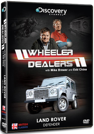 Wheeler Dealers: British Classics - Land Rover Defender (Retail / Rental)
