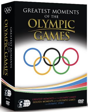 Greatest Moments of the Olympic Games: Collection (2012) (Box Set) (Deleted)