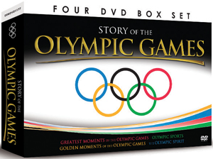 Story of the Olympics (2012) (Gift Set) (Retail / Rental)