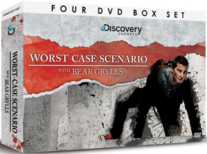 Bear Grylls: Worst Case Scenario (Gift Set) (Retail / Rental)