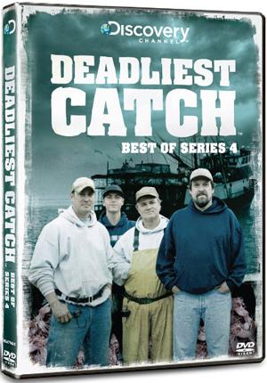 Deadliest Catch: Best of Series 4 (2008) (Retail / Rental)