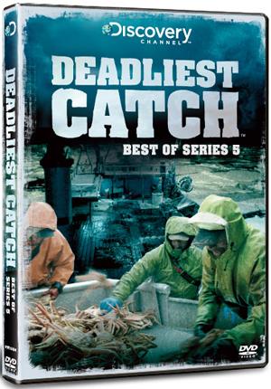 Deadliest Catch: Best of Series 5 (2009) (Retail / Rental)