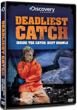 Deadliest Catch: Inside the Catch - Best Brawls (2012) (Retail / Rental)
