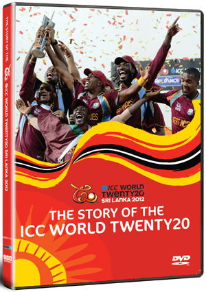 ICC T20 World Cup Review 2012 (2012) (Retail / Rental)