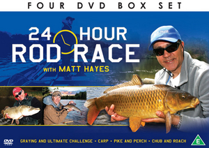 Matt Hayes: 24 Hour Rod Race (Gift Set) (Deleted)