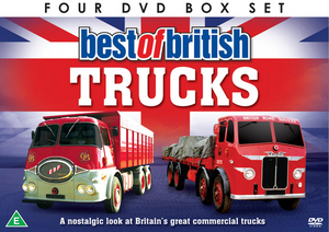 Best of British Trucks (Gift Set) (Deleted)