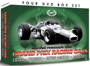 Grand Prix Racing Cars (Gift Set) (Deleted)