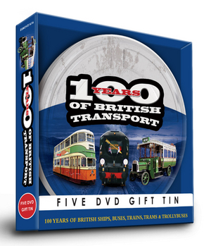 100 Years of British Transport (2014) (Gift Set) (Pulled)