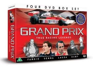 Grand Prix - True Racing Legends (Box Set) (Retail / Rental)