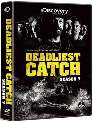 Deadliest Catch: Series 7 (2011) (Box Set) (Retail / Rental)
