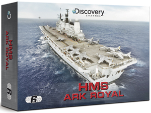 HMS Ark Royal (2011) (Box Set) (Retail / Rental)