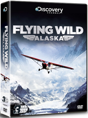 Flying Wild Alaska (2011) (Box Set) (Retail / Rental)