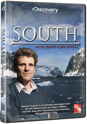 South With James Cracknell (2011) (Retail / Rental)