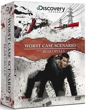Bear Grylls: Worst Case Scenario (Box Set) (Retail / Rental)